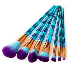 7Pcs Makeup Brush Set Powder Foundation Eyeshadow Eyeliner Cosmetic Brushes Kits