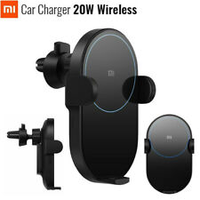 Xiaomi 20W Max Car Chargers for Samsung iPhone Xiaomi Auto Pinch Phone Holder