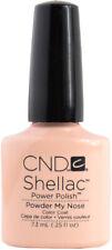CND Shellac Esmalte de Uñas de Gel UV/LED 7.3ml - Polvo mi nariz