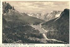 ve 236 Anni 50 MISURINA (Belluno) Valle di Rimbianco - non viagg - Ed. Marino