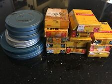 21 -  Regular and Super 8mm Home Movies - 1950's/1960's