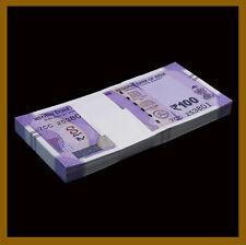 India 100 Rupees x 100 Pcs Bundle, 2018 P-112 New Mahatma Gandhi Unc