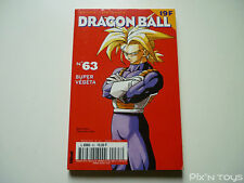 Manga Dragon Ball Glénat Slim 2nd Edition [VF] / N°63 Super Végéta