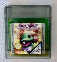Game boy Color Game Bust A Move Millennium nintendo puzzle arcade cartridge only