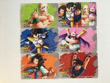 Dragon Ball Scratch (Lottery) Part 3 - Tenkaichi Part 2 - Full Set