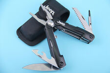 Jeep Multi-tool Pocket Folding Knife with Pliers Fishing knife