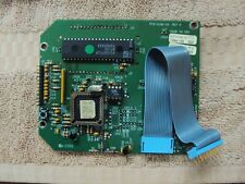 Sea 156 marine vhf radio spare part display pcb-0156-19 rev A used working
