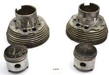 Moto Guzzi v7 SPECIAL 1970 - 2x cylindre + piston droite + gauche