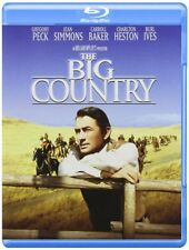 The Big Country (Gregory Peck) Blu-ray Region B