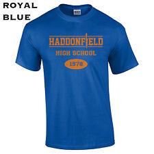 009 Haddonfield High School Mens T-Shirt cool 70 movie scary horror halloween