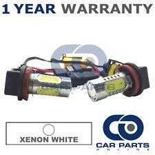 2x Canbus Blanco H9 LED cree bombillas de Haz Principal Para Mazda RX8