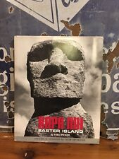 "Rare ""Rapa Nui: Easter Island"" by Fred Picker Signed Edition"