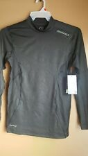 russell base layer shirt dri-power 360 black small 34-36