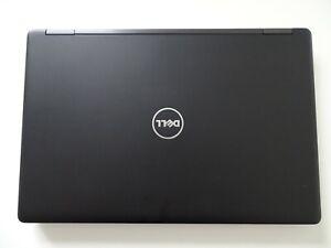 Laptop Dell Precision 3520 i7-7770HQ 2,30GHz 1 TB SSD 16GB RAM Win 10 Pro