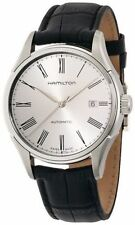 Hamilton Mechanical (Automatic) Silver Band Wristwatches