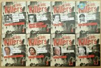 Serial Killers DVD + Book Set Discovery Channel Documentary New Collection