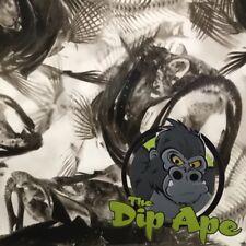 Hydrographic Film Hydro Fish X-Rays Bones Water Transfer Dip Ape