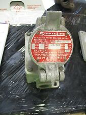 STRATE LINE ERRA-21532, 20 AMP 3 POLE 120/240V XPROOF PIN & SLEEVE RECEPTACLE