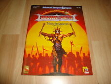 ADVANCED DUNGEONS&DRAGONS 2ª VERSION DARK SUN TRIBUS DE ESCLAVOS LIBRO