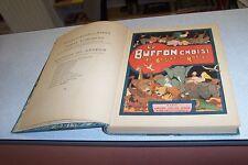LE BUFFON CHOISI DE BENJAMIN RABIER GARNIER FRERES 1932 228 pages NEUF