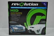 REVOLUTION H1 HID HEADLIGHT CONVERSION KIT XENON 12V 35W LAMP NARVA 62-96181