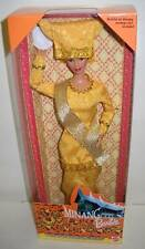 #3259 RARE NRFB Mattel Indonesia Minang Barbie Foreign Doll