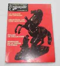 Revue d'art L'ESTAMPILLE 69 1975 Bronzes Tire-bouchons Selles Monnaies Victoria