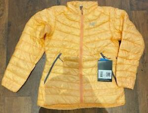 Arc'teryx Cerium LT Jacket 850 Fill Down Jacket Women Elixir Peach Medium 26126