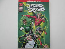 SPECIAL DC GREEN LANTERN N°24  BE/TBE