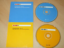 Sasha & Sam Mollison - Magic #1 & Magis #2 (2 CD Set) Mint - Fast Postage - Rare