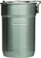 Stanley Adventure Camp Cook Set 24oz Stainless Steel, New, Free Shipping
