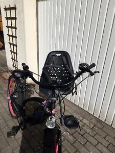 Thule Front- Fahrrad-Sicherheitssitz Yepp Mini, schwarz