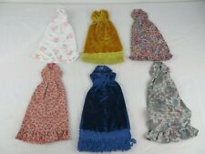 Lot Vintage 1970s, 80s  Barbie Doll Clothes Handmade F