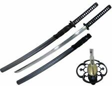 "40"" RYUJIN 5160 Spring Steel Samurai Katana REAL CLAY TEMPERED HAMON"