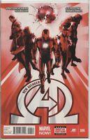 New Avengers 2013 series # 6 near mint comic book
