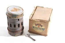 Barthel Juwel 34 Camping Stove Benzine Stove Compact Sportkocher for Petrol DDR