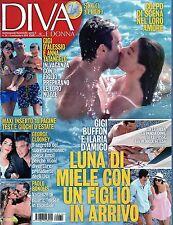 Diva.Gigi Buffon & Ilaria D'Amico,Claudia Pandolfi,Maria Elena Boschi,Tatangelo