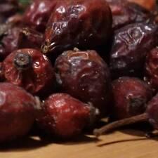 getrocknete Hagebutten 3 kg ganze Früchte für Pferde Wildvögel und Eichhörnchen