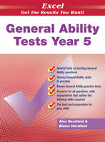 New Excel General Ability Test Year 5 / Grade 5 Workbook! GA! OC! SELECTIVE!