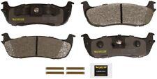 Monroe DX711 Rear Premium Semi Metallic Brake Pads 12 Month 12,000 Mile Warranty
