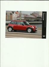 "MINI ONE SEVEN ORIGINAL PRESS PHOTO""car brochure related"" JUNE 2005"