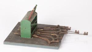 Hornby Series O Gauge Control System Lever Frame