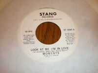 Moments 45 Look At Me STANG PROMO