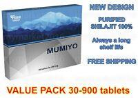 ⚡️⚡️⚡️ Altai Mumijo Natural Pure Siberian Shilajit, Mumiyo, Мумие  60-900 tab