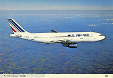 Postcard 302 - Plane/Aviation 385 Air France Airbus A300B2