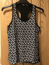 New listing Mango Tank Top, Going Out, Ladies Night, Shopping, Womens Gym Top S-M Casual