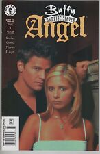 Buffy the Vampire Slayer Angel #1 photo cover comic book Tv show Joss Whedon