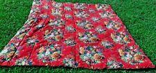 Ralph Lauren Aylesbury 3 PCS Vtg Woven Texture Full/Queen 2 Sham/Comforter SET