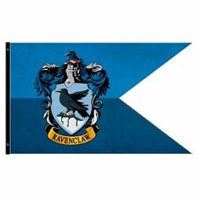 Harry Potter New * Ravenclaw Outdoor Flag * 30 x 60 Weatherproof Banner Poster