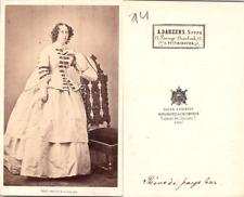 Mayer & Pierson, Paris, La Reine des Pays-Bas, née princesse Sophie de Wurtember